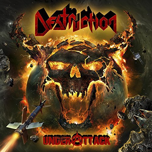 02 – Destruction – Under Attack