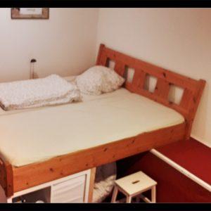 Gernhart Studio Unterkunft Bett
