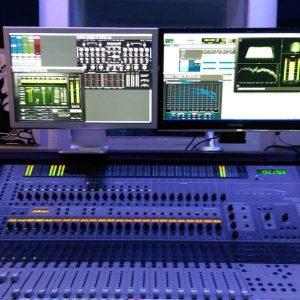 Gernhart Studio Equipment Mischpult