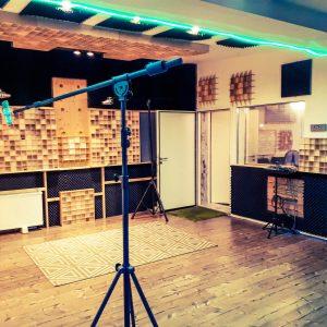 Gernhart Studio Großer Aufnahmeraum