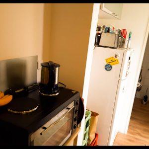 Gernhart Studio Unterkunft Küche