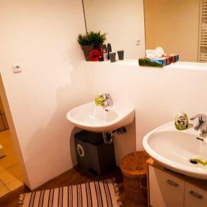 Gernhart Studio Unterkunft Bad/WC