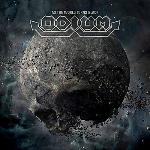 24 – ODIUM – As The World Turns Black