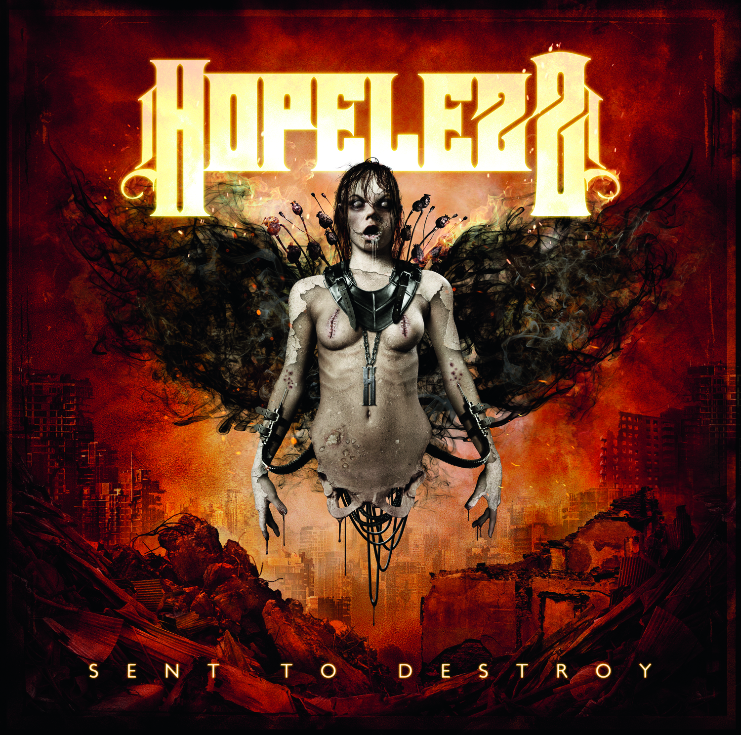 13 – Hopelezz – Everything Beneath