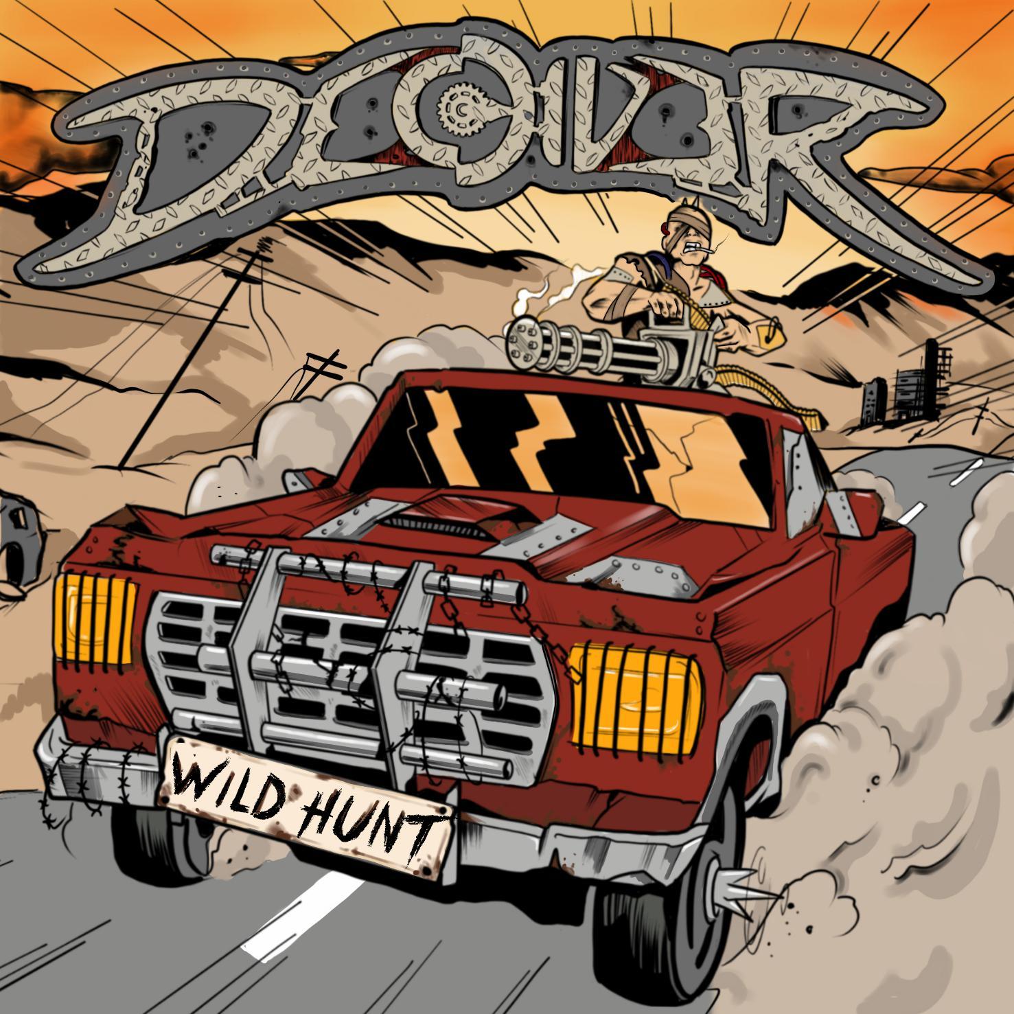 08 – Deceiver – Wild Hunt