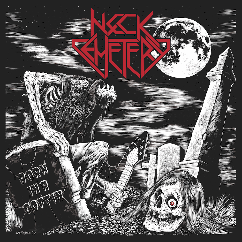 02- Neck Cemetery – King Of The Dead